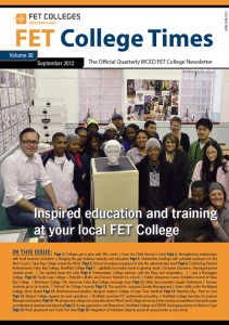 FET CollegeTimes September-2012