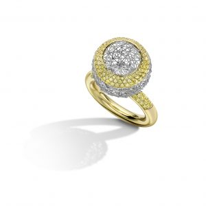GEO Despina Ring by Tom Rucker Fine Jewellery